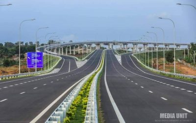 Matara to Hambantota extension of the Southern Expressway will be opened for vehicle traffic from 23rd February!