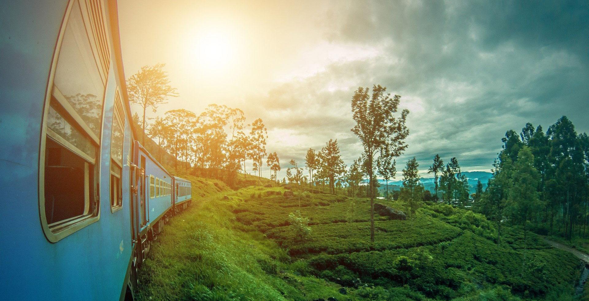 train ride srilanka