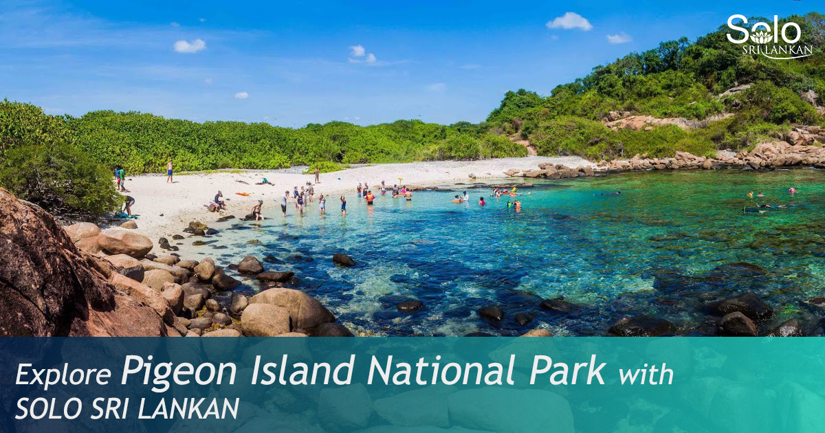 PIGEON ISLAND NATIONAL PARK