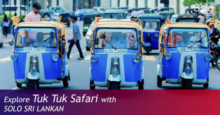 TUK TUK SAFARI