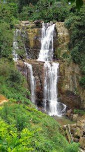 ramboda waterfall sri lanka