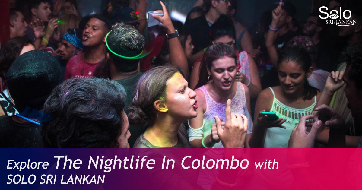 COLOMBO NIGHT LIFE