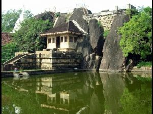 The Isurumuniya Viharaya